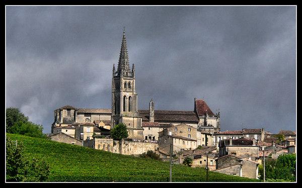 Saint Emilion et sa région (Aquitaine/Gironde) - 2006