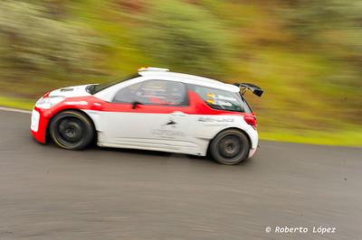 40 Rally Islas Canarias Test Tejeda