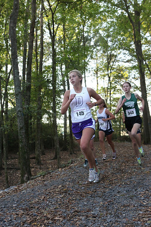 Darlington Cross Country 10-2-10