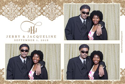 Hamilton Wedding Photobooth