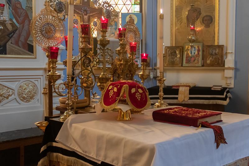 Holy Thursday Vesperal Liturgy 2019