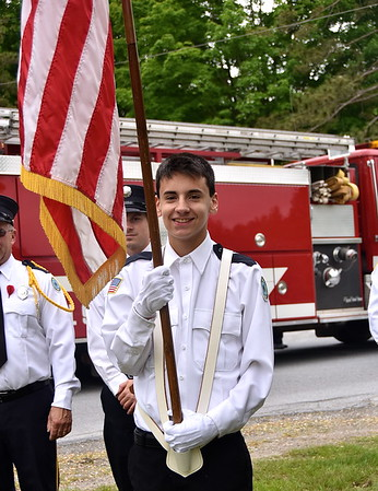 AMHS Loves A Memorial Day Parade I photos by Gary Baker