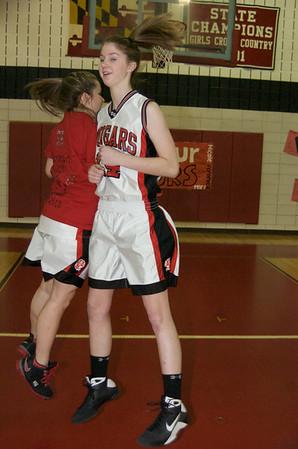 Girls Basketball - 2010