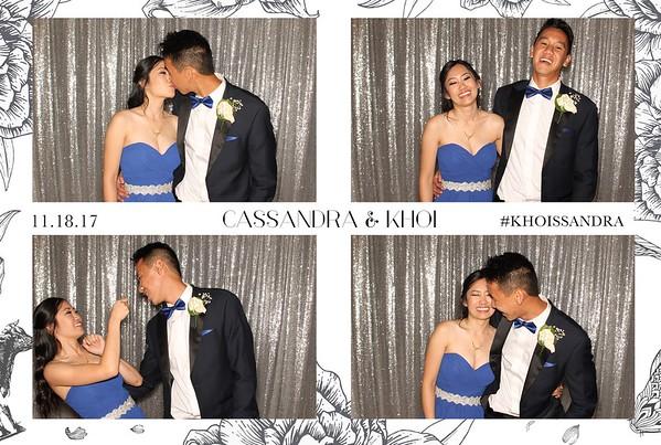 11-18-17 Cassandra & Khoi