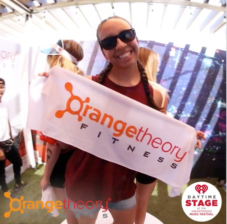 9.22.2018 - Orange Theory Fitness - iHR Music Festival
