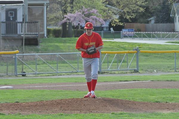 4/10/12 JV Baseball