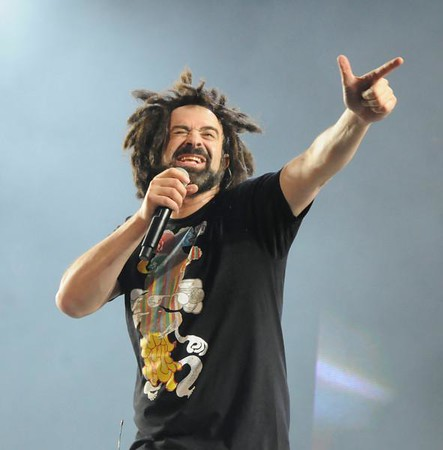 Counting Crows @ Wireless Festival 2008