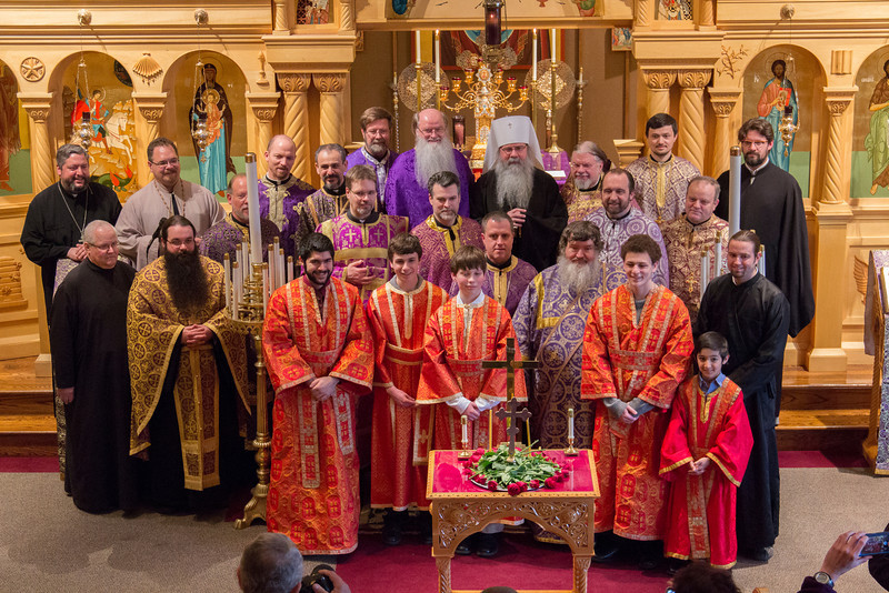 Pan-Orthodox Vespers