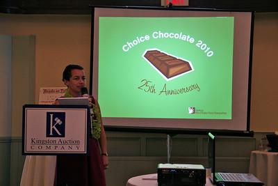 2010 Choice Chocolate 25