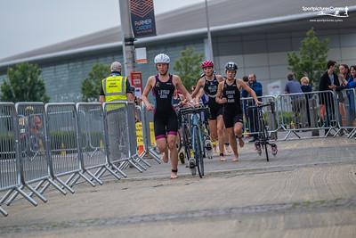 Cardiff Triathlon - Women Super Series T2 Entry