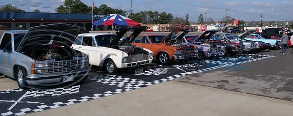 3rd Annual Colonial Hills Car Show by Bruce Bean