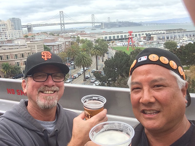 NLCS Game #3, Giants-Cards, Oct. 14, 2014