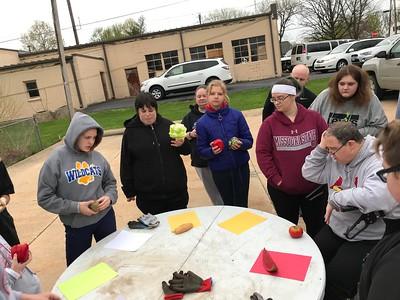 April - Gardening Community Service