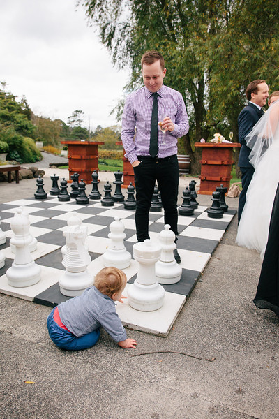 Father Vs Son Chess Match