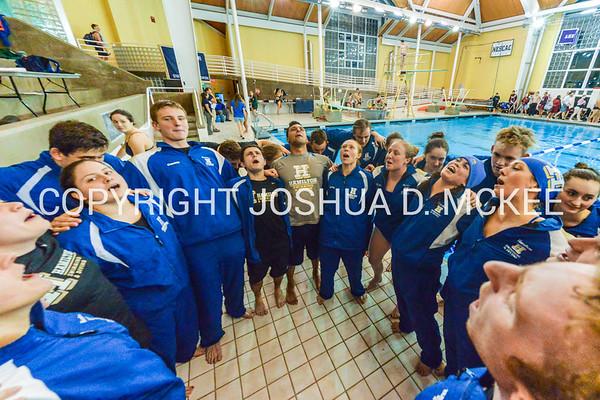 Hamilton College Swimming and Diving Invitational 2016