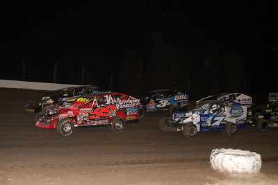 Hurricane 100, Brewerton Speedway, Brewerton, NY, October 8, 2015