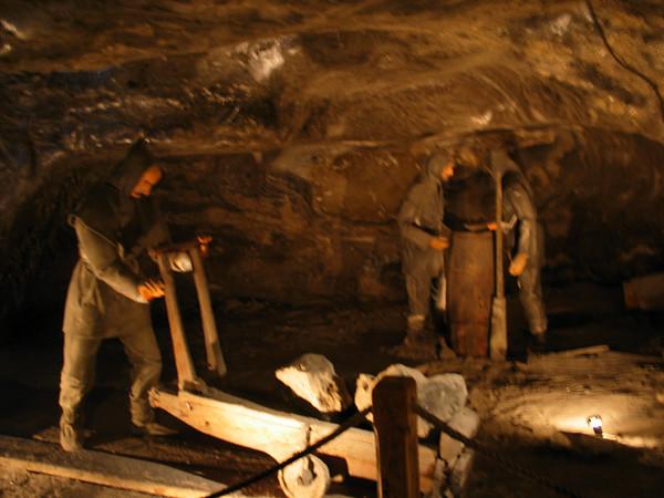 Krakow, Salt Mine