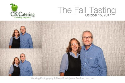 CK Catering Fall Tasting 2017