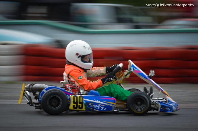 Motorsport Ireland - Round 8 2013 - Galway - Alyx Coby