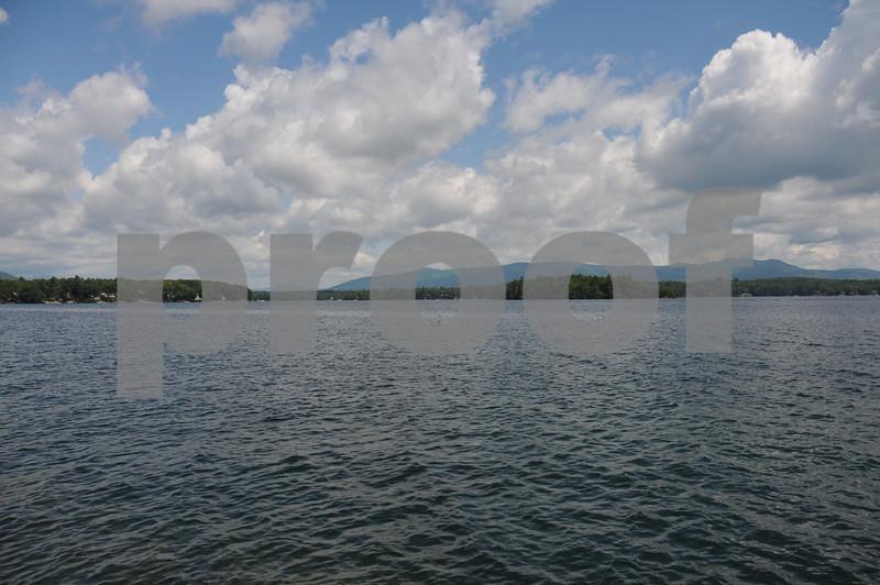 Pretty good day on Lake Winnipesaukee