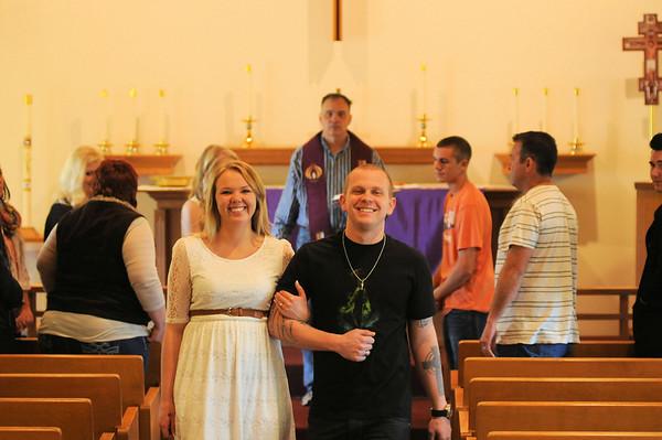 Pre-wedding and Rehersal