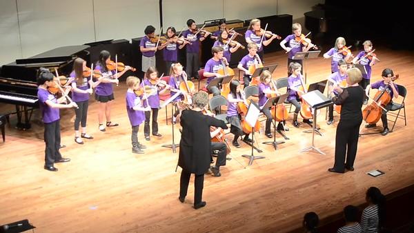Violin Recital May 6, 2018
