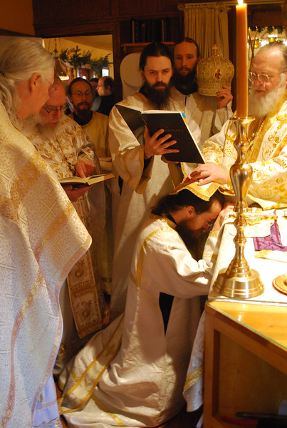 Holy Innocents & Ordinations (2016)