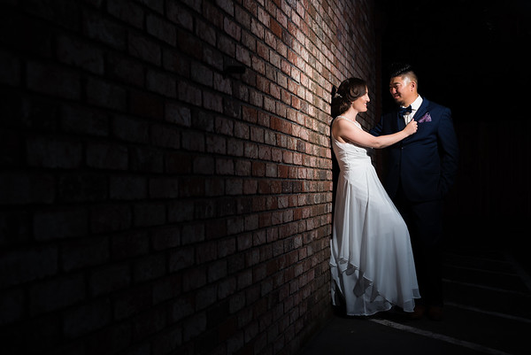 Tricia + Waison Wedding Photography