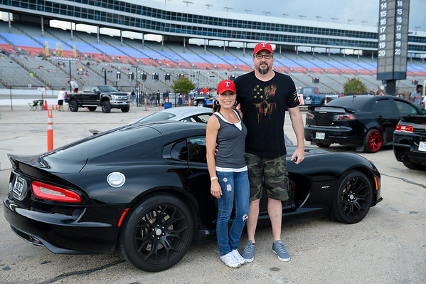 Friday Night Drag Race @ Texas Motor Speedway (TMS) 07.06.2018