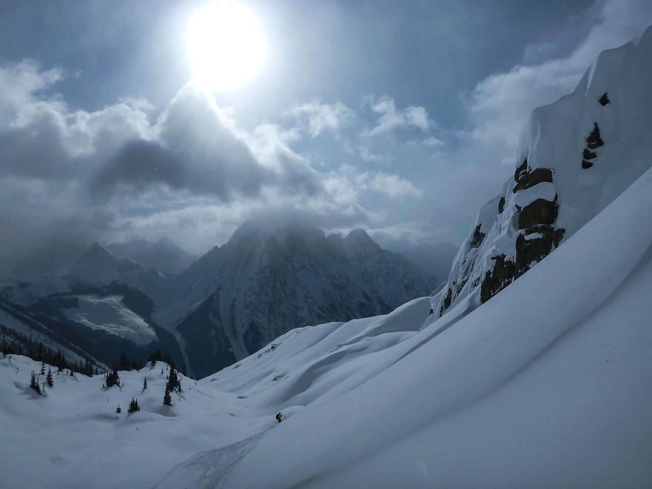 2013 Icefall Lodge ski trip