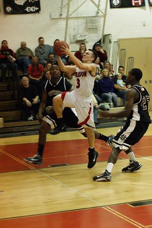 CHS vs University 12-11-2009