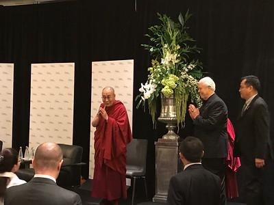 2017-06 22-24 Dalai Lama Visit