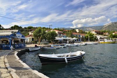Trizonia Island Greece