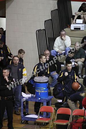 2009 03 16 Varsity Basketball Regional Game vs. Flint Southwestern
