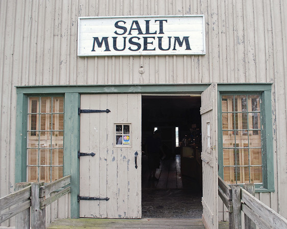 SALT MUSEUM, Liverpool, New York