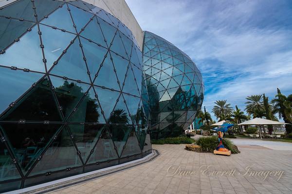 Dali Museum, St. Petersburg FL