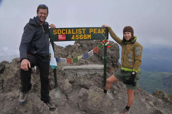 Mt. Meru Climbs