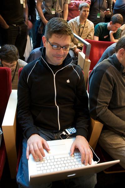 Mike Bernado WWDC 2009