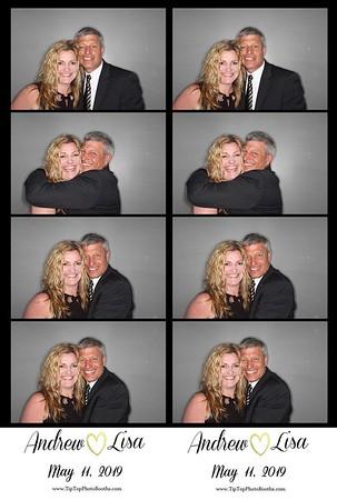 Andrew & Lisa's Wedding