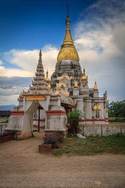Pristine Lotus Pagoda