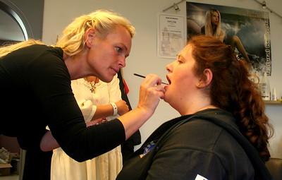 Make-Up Skola med Mi Ritzèn