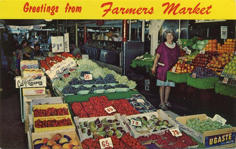 Hours Fresh Farmers' Market