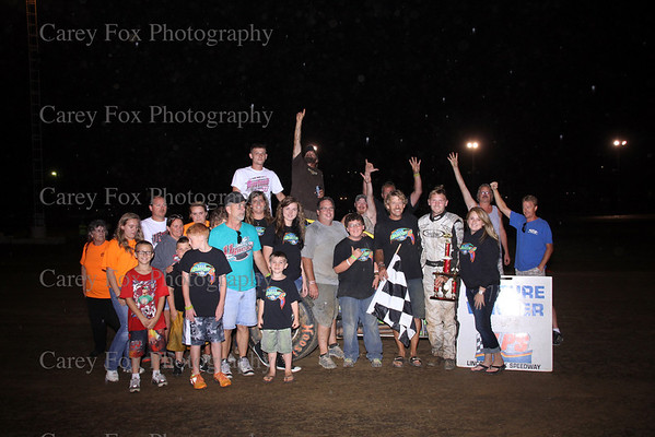 September 7, 2013 - Sprint cars