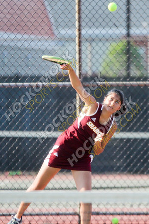 Sharon-Wellesley Girls Tennis - 06-10-17