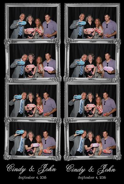 Cindy & John's Wedding September 04, 2016