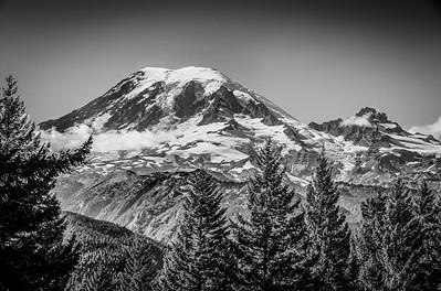 Mount Rainier National Park 2014