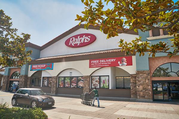 AC Construction- Ralphs in Granada Hills