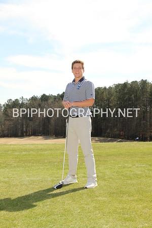 Boys Golf T&I