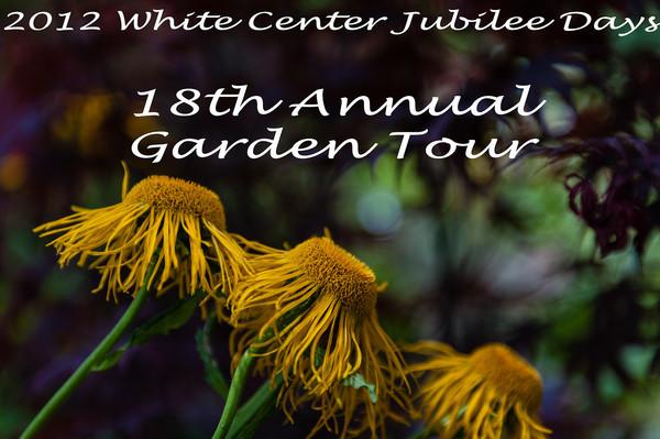2012 Jubilee Days Garden Tour