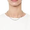 6.00ctw Round Brilliant Diamond Riviera Style Necklace 1